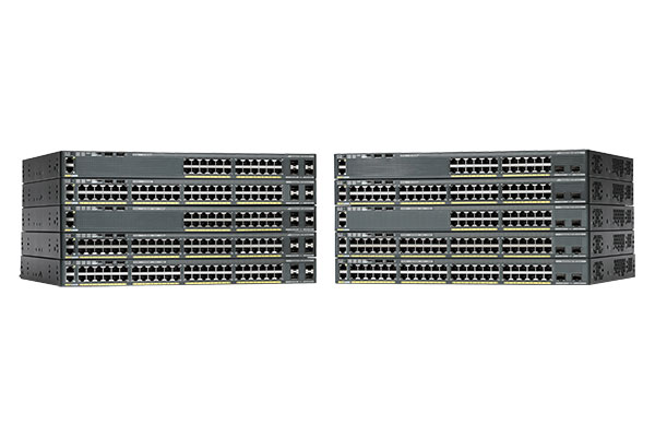 Switch Cisco Catalyst 2960-L