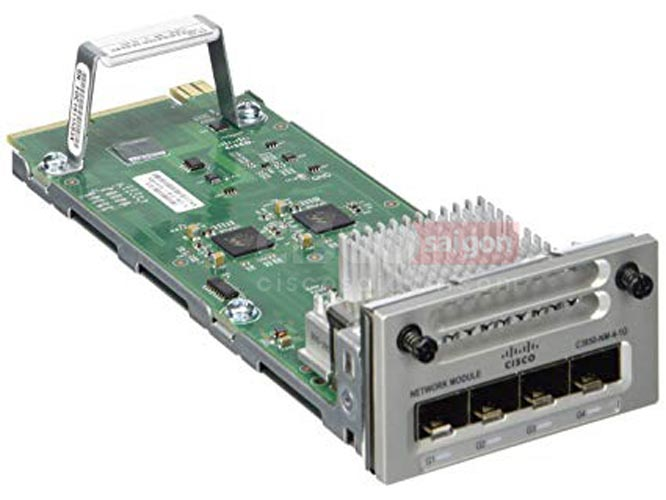 Network Module Cisco C3850-NM-4-10G 4 port SFP 10GE