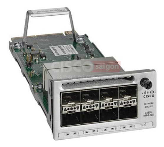 Network Module C9300-NM-8X Catalyst 9300 8 x 10GE