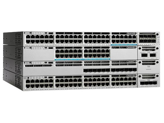 Tìm hiểu dòng thiết bị Switch Cisco C3850.