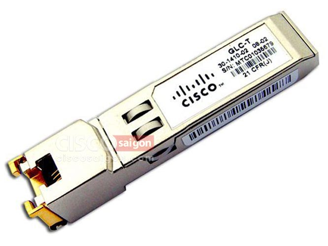 Module SFP Cisco GLC-T 1000BASE-T