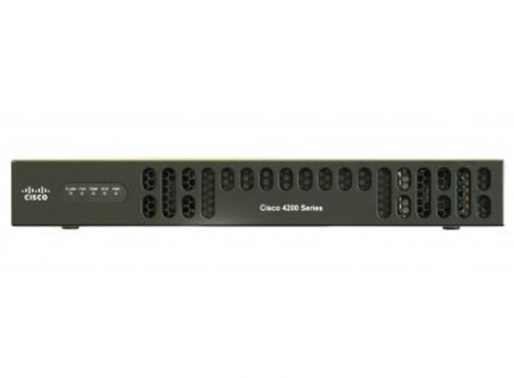 ISR4221-SEC/K9 Router Cisco ISR 4221 SEC Bundle with SEC license