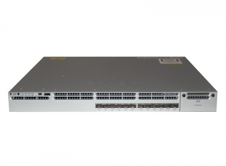 Cisco WS-C3850-12XS-S 12 SFP/SFP+ 1G/10G IP Base