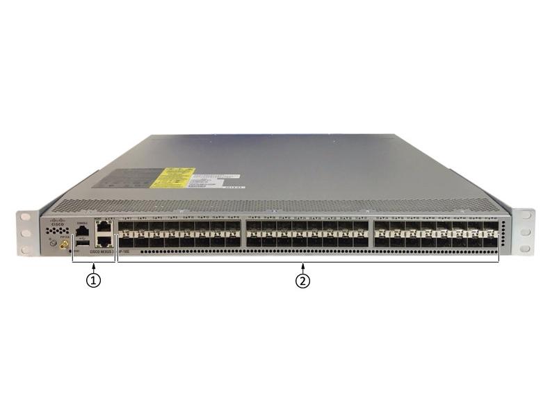 Cisco N3K-C3524P-10GX