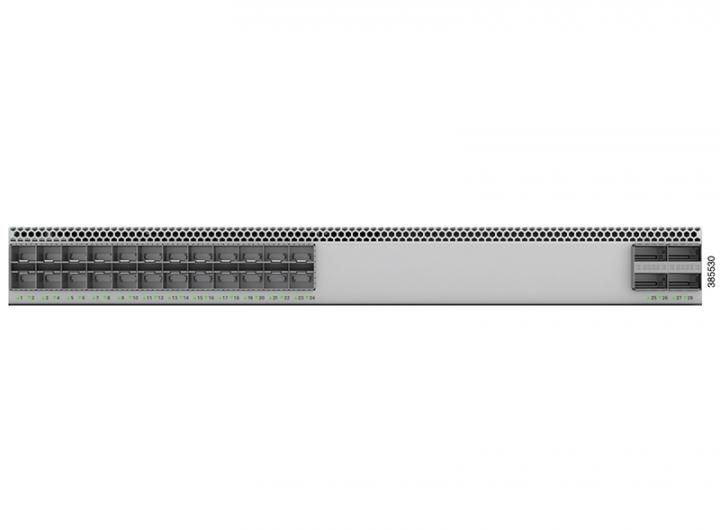 Cisco Switch C9500-24Y4C-E Catalyst 9500 Series high performance 24-port 1/10/25G  switch