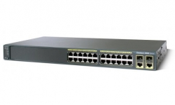 Tìm hiểu về Switch Cisco WS-C2960+24TC-L