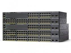 Bảng giá switch Cisco 2960X cập nhập mới nhất 2018