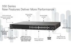 Thiết bị chuyển mạch 250 và 350 Series với Multi-Gigabit và 10GE