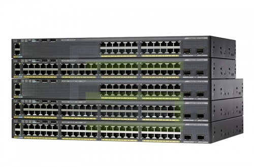 Cisco Sài Gòn phân phối switch Cisco catalyst 2960 chính hãng giá rẻ
