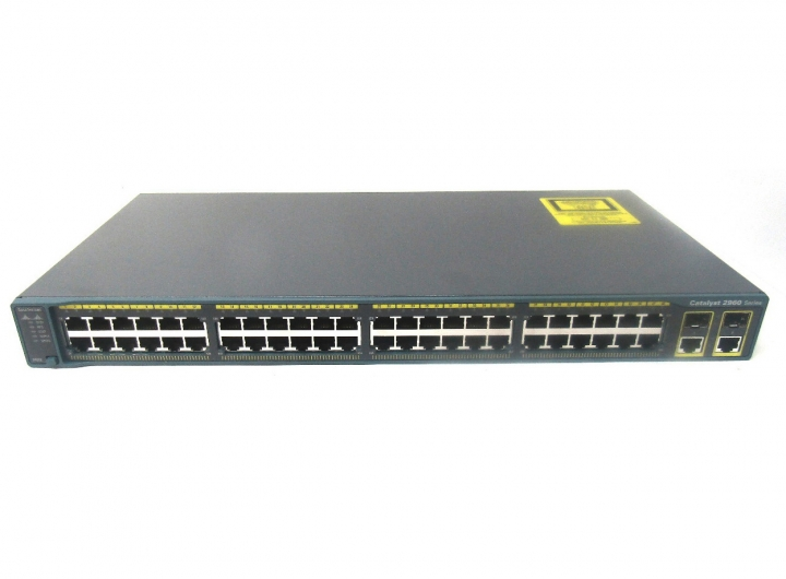 WS-C2960+48TC-L, Cisco WS-C2960+48TC-L, switch Cisco WS-C2960+48TC-L