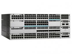 Cisco Sài Gòn phân phối switch Cisco catalyst 3850 chính hãng cho công trình dự án