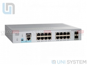 Cisco WS-C2960L-SM-16TS