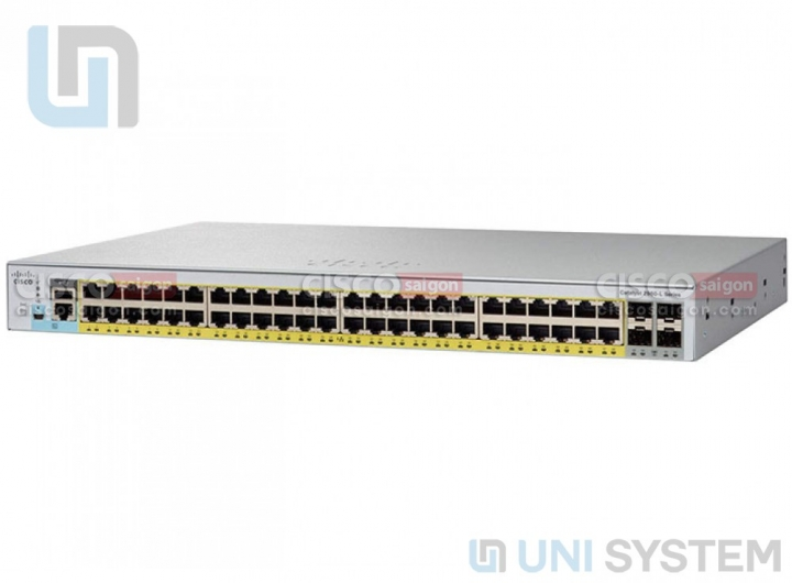 Cisco WS-C2960L-SM-48PS