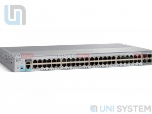 Cisco WS-C2960L-SM-48TQ