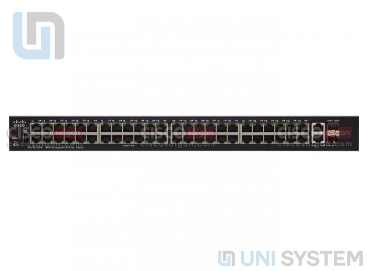 Cisco SG250-50 50-Port Gigabit Smart Switch