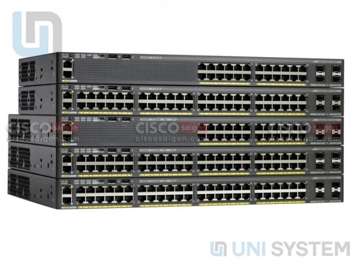 WS-C2960X-48TS-L, Cisco WS-C2960X-48TS-L, switch cisco WS-C2960X-48TS-L