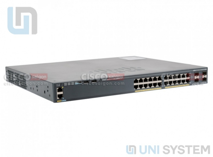 WS-C2960X-24TS-L, cisco WS-C2960X-24TS-L, switch cisco WS-C2960X-24TS-L