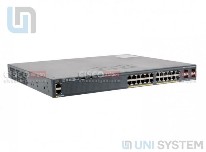 Switch Cisco WS-C2960X-24TS-LL Catalyst 2960-X 24 GigE, 2 x 1G SFP, LAN Lite