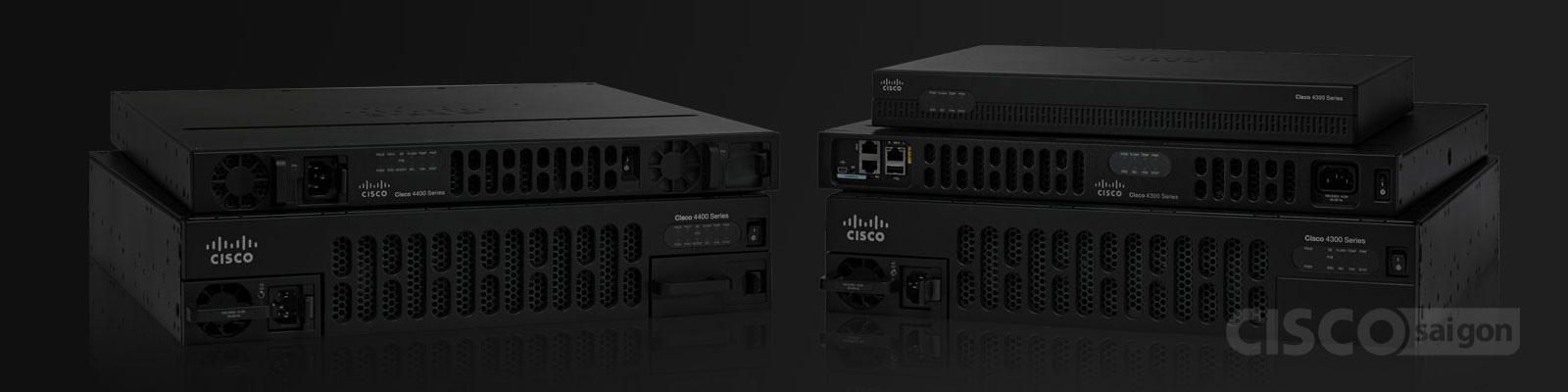 Router Cisco ISR4221/ ISR4321/ ISR4331/ ISR4351/ ISR4431/ ISR4451 chính hãng