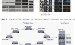Kiến trúc StackWise của Cisco trên bộ chuyển mạch Catalyst 9200 Series Phần 1